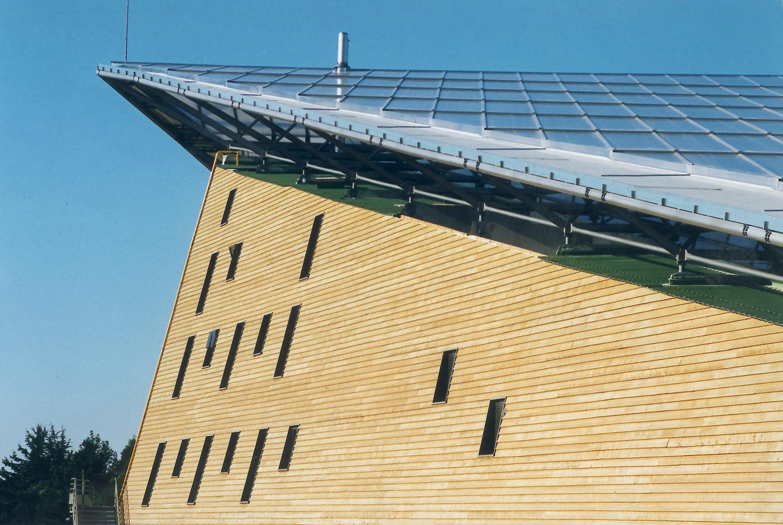 Maître D Oeuvre Orléans stade de de rugby à orléans | ligne 7 architecture